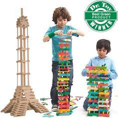 Citiblocs - Precision Cut Wooden Construction Toys