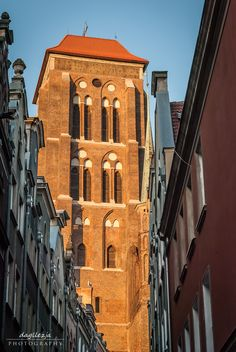 #Gdansk Bazylika Mariacka / St Mary's #Church | fot. Dagmara Lubczyńska