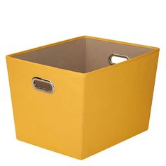 Favorite Canvas Storage Bin