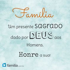 A Família é um presente de Deus. Honre a sua! God Loves Me, Corpus Christi, Love You, My Love, Family Love, Gods Love, Positive Vibes, Reflection, Poems