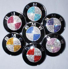 Hey, I found this really awesome Etsy listing at https://www.etsy.com/listing/237239846/bmw-car-emblem-logo-with-swarovski
