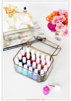 how_to_organize_nail_polish.jpg 660×944 piksel