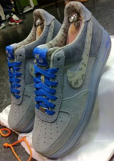 Nike Air Force 1 Premium 07 Thompson Linen Stash OG 112 B