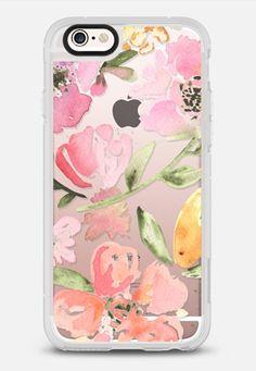 Floral iPhone 6s Plus case by Ashley Lynn Kesler | Casetify