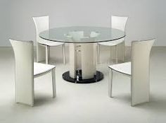 Classique Round Dining Table  Dining  Pinterest  Round Dining Glamorous Glass Dining Room Table Ikea Review