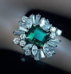 Emerald Diamond Plat
