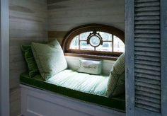 Подоконник-диван