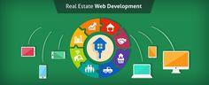 Real Estate Website Design #realestate #agent #website