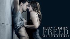 Jamie Dornan and Dakota Johnson return as Christian Grey and Anastasia Steele in Fifty Shades Freed, the climactic chapter based on the worldwide bestselling. 50 Shades Freed, Fifty Shades Darker, Fifty Shades Of Grey, Free Trailer, New Trailers, Movie Trailers, Christian Grey, Fifty Shades Movie, Fifty Shades Trilogy
