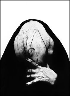 RUVEN AFANADOR'S WOMEN OF FLAMENCO - this picture gives me chills. I can't look at it for too long.