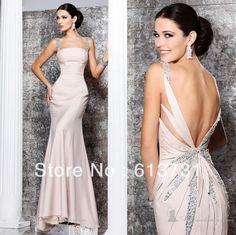 vestidos de noche largos elegantes 2015 - Buscar con Google