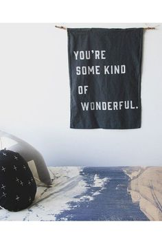 You're Wonderful Banner
