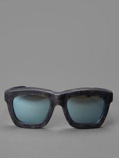 221b513cbc Kuboraum sunglasses with grey lenses  kuboraum Rose Colored Glasses