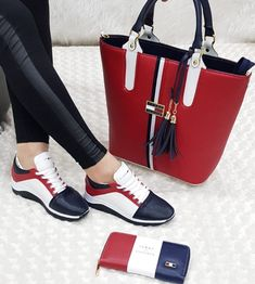 Nadire Atas on Matching Shoes and Bags 31 Gorgeous Shoes For Women That Are Amazingly Stylish And Fabulously Fashionable - Page 2 of 3 - Style O Check Sneakers Fashion, Fashion Shoes, Fashion Accessories, Fashion Bags, Womens Fashion, Shoe Boots, Shoe Bag, Portfolio, Luxury Bags