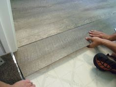 Simply Cottage Love Installing Allure Ultra Flooring Diy