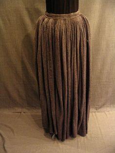 Man Of La Mancha, Dress Skirt, Costumes, Silk, Grey, Skirts, Period, Dresses, Formal Skirt