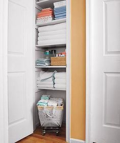 17 Ways To Tame A Chaotic Closet