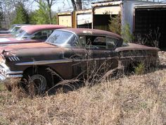 classic cars rotting  | Rotting away Impala Fest - Page 331