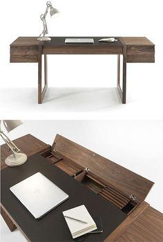 the homework desk is an elegant and highly versatile work desk