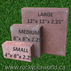 Donor Bricks available in Canada