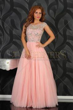 Rochie Sherri Hill 2984 Rosa