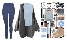"""""""you're my north star when i'm feeling lost and blue"""" by kelikei on Polyvore featuring ASOS, Duffer Of St George, Johnstons, Topshop, shu uemura, Chanel, Isadora, JINsoon, Miss Selfridge and David Yurman"""