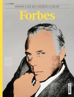 Covers! Giorgio Armani for Forbes, Oscar Isaac for Details April 2015 + More