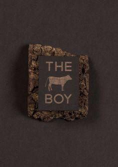 Choose your beef, by brand your cow! Steakhouse Branding