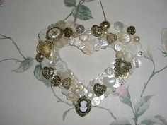 I was so excited to find this site! Here are a couple of my favorite button projects: A wreath: And an ornament: I am looking forw...