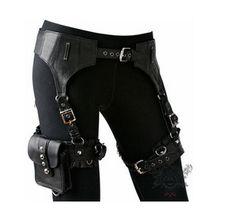 Hip pocket belt