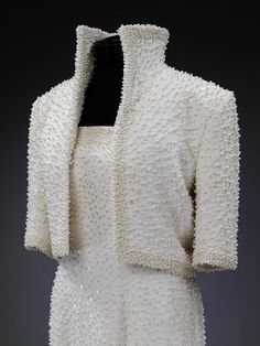 The Elvis Dress, Catherine Walker, 1989. This outfit, which Diana called her 'Elvis Dress', was worn by the Princess to the British Fashion Awards in October 1989 and then on an official visit to Hong Kong.
