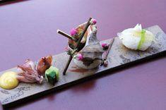 Kaiseki japanese food ryokan kurashiki
