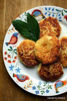eintopf: placki z ziemniaków i twarogu
