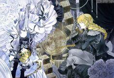 Artbooks » Jun Mochizuki Art Works Pandora Hearts Odds And Ends » Item 50 @ Kisuki.net