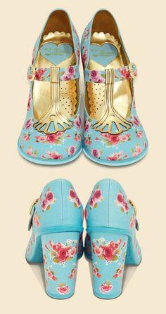 Zapatos Chocolaticas Doble Topping Emma #kawaii