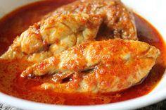 Azie Kitchen: Asam Pedas Ikan Merah Melaka Yang Sedap