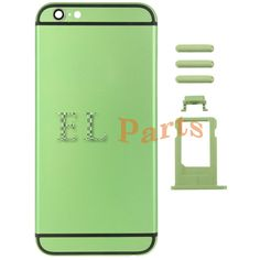 Apple iPhone 6 Plus Metal Full Assembly Replacement Housing Cover(Green) http://www.laimarket.com/apple-iphone-6-plus-metal-full-assembly-replacement-housing-covergreen-p-3112.html