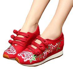 Qhome Women's Peony Embroidery Travel Walking Shoes Flats... https://smile.amazon.com/dp/B01GZIBOMI/ref=cm_sw_r_pi_dp_x_5GvByb4YAX1PB