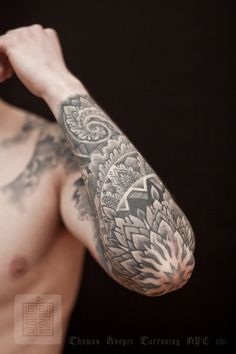 Thomas Hooper, gorgeous elbow work