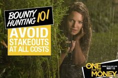 Avoid stakeouts at all costs. #oneforthemoney #bountyhunting #StephaniePlum