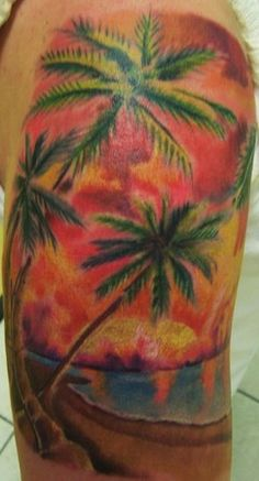 1000 images about tattoo ideas on pinterest beach for Beach scene tattoos