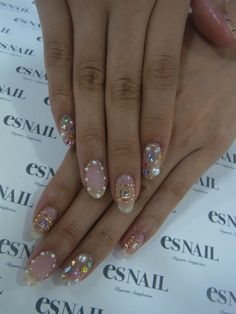 I don't think I'd ever do it but they are pretty !