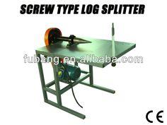 screw style log splitter - Google Search