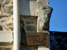 Madame Pénerf, mais ou est donc Monsieur Pénerf? Brittany, Dolphins, Places, Bretagne