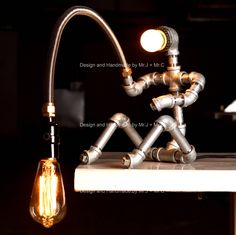 "*Approximate dimensions: 11"" x 31.5""x 8"" (28cm x 80cm x 19cm); *Style: Antique; Applicable Space: 10-15 Square meters; Materials: cast iron, water pipe, iron pipe, plumbing pipe, cast iron pipe *Voltage: 110V - 240V AC and everything in between; Urban Industrial Lamps are hand crafted with quality materials and UL Listed/UL Certified electrical components; 1.5 Meter Ceiling Power Plug *Base Type: LED Energy-saving bulbs or Edison light bulbs with E27 standard screw-in base; Power: 30-..."