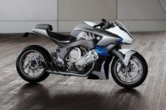 Inline-6 engine BMW Motorcycle Concept