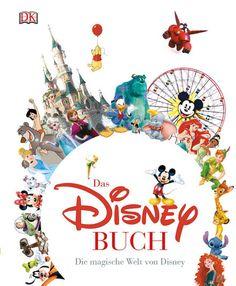 Walt Disney - The Disney Book - Dorling Kindersley - kulturmaterial