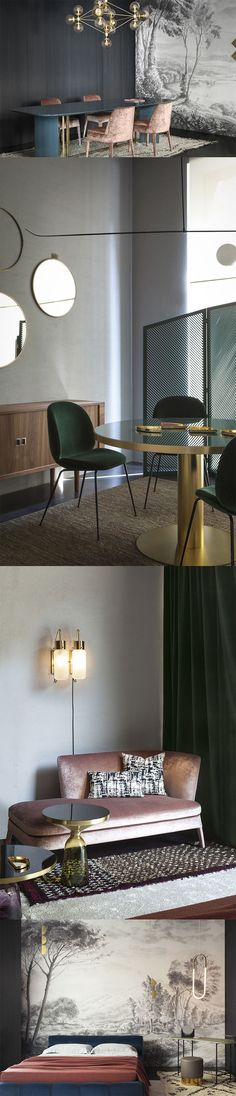 Spotti Showroom, Milan  http://thecoolhunter.net/spotti-showroom-milan-italy/