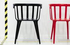 Chaises à accoudoirs Ikea PS 2012