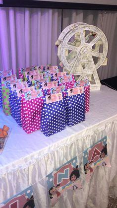 Homemade Birthday, Ideas Para Fiestas, 2nd Birthday Parties, Goodie Bags, Amanda, Goodies, Birthdays, Gift Wrapping, Activities